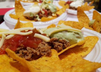 Delicious nachos