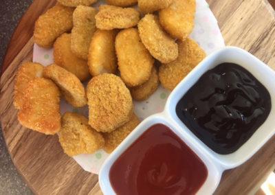 Kids chicken nuggets